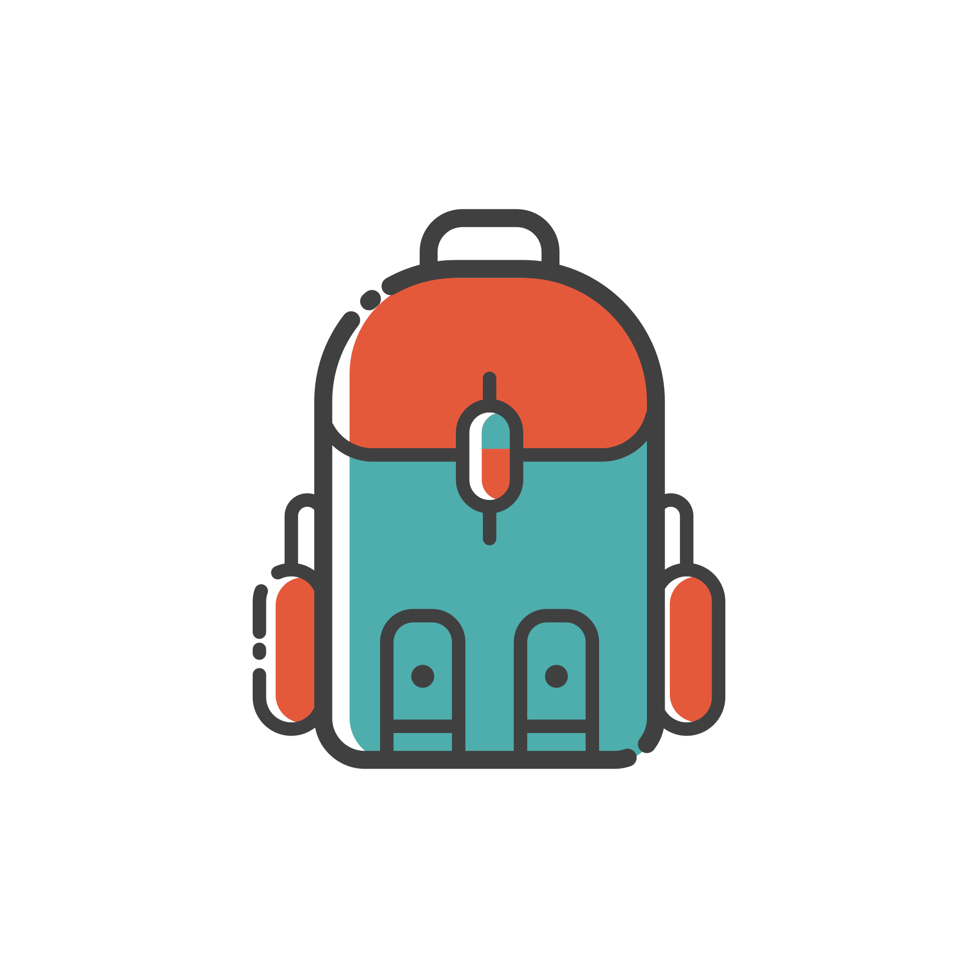 Backpack Drive